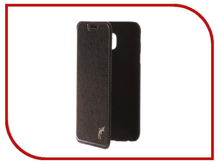 Аксессуар Чехол Samsung Galaxy J3 (2017) G-Case Slim Premium Black GG-815 аксессуар чехол samsung galaxy j5 prime g570 celly air case black air640bk