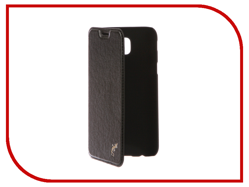 Аксессуар Чехол для Samsung Galaxy J5 (2017) G-Case Slim Premium Black GG-816