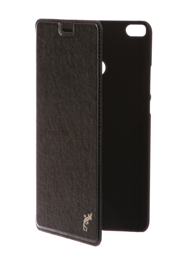 Аксессуар Чехол G-Case для Xiaomi Mi Max 2 Slim Premium Black GG-813