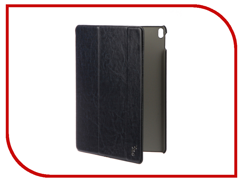 Аксессуар Чехол G-Case Slim Premium для iPad Pro 10.5 Dark-Blue GG-812 аксессуар чехол apple ipad air 2 g case slim premium black gg 505