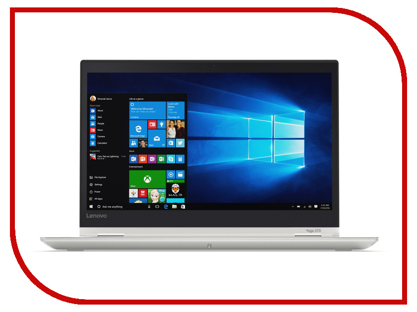 Ноутбук Lenovo ThinkPad Yoga 370 20JH002VRT (Intel Core i7-7500U 2.7 GHz/8192Mb/256Gb SSD/No ODD/Intel HD Graphics/LTE/Wi-Fi/Bluetooth/Cam/13.3/1920x1080/Touchscreen/Windows 10 64-bit) ноутбук hp 15 bs110ur 2pp30ea intel core i7 8550u 1 8 ghz 8192mb 1000gb 128gb ssd no odd intel hd graphics wi fi cam 15 6 1920x1080 windows 10 64 bit