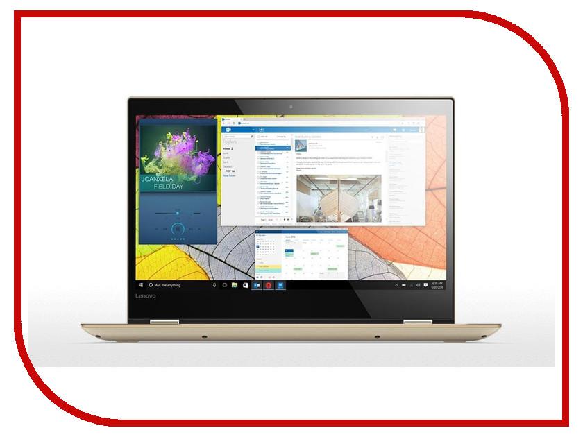 Ноутбук Lenovo Yoga 520-14IKB 80X8001URK (Intel Core i3-7100U 2.4 GHz/4096Mb/1000Gb/No ODD/nVidia GeForce 940MX 2048Mb/Wi-Fi/Bluetooth/Cam/14.0/1920x1080/Touchscreen/Windows 10 64-bit) ноутбук lenovo 510 15isk 80sr00nhrk intel core i3 6006u 2 0 ghz 4096mb 1000gb 128gb ssd no odd nvidia geforce 940mx 2048mb wi fi bluetooth cam 15 6 1920x1080 windows 10 64 bit