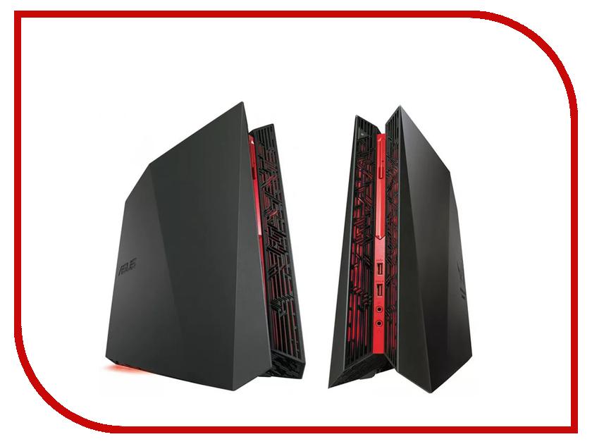 Настольный компьютер ASUS Republic of Gamers G20CI-RU019T (Intel Core i5-7400 3.0 GHz/16384Mb/1000Gb/nVidia GeForce GTX 1060 6144Mb/Wi-Fi/Bluetooth/Windows 10 64-bit)