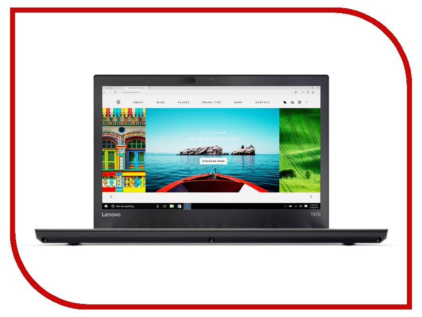 Ноутбук Lenovo ThinkPad T470 20HD005PRT (Intel Core i5-7200U 2.5 GHz/8192Mb/1000Gb + 128Gb SSD/No ODD/Intel HD Graphics/Wi-Fi/Bluetooth/Cam/14.0/1920x1080/Windows 10 64-bit) ноутбук hp elitebook 820 g4 z2v85ea intel core i5 7200u 2 5 ghz 16384mb 256gb ssd no odd intel hd graphics wi fi bluetooth cam 12 5 1920x1080 windows 10 pro 64 bit