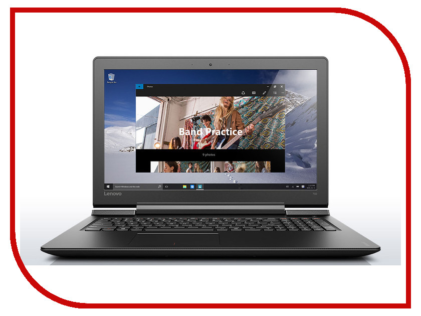 все цены на  Ноутбук Lenovo 700-15ISK 80RU002NRK (Intel Core i7-6700HQ 2.6 GHz/8192Mb/1000Gb/No ODD/nVidia GeForce GTX 950M 4096Mb/Wi-Fi/Bluetooth/Cam/15.6/1920x1080/Windows 10 64-bit)  онлайн