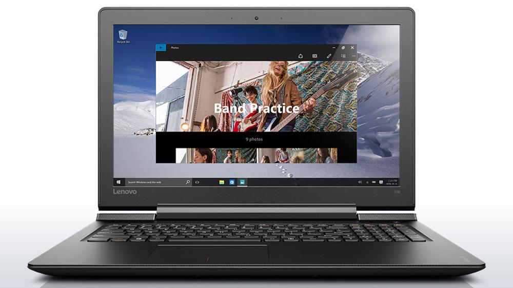 Ноутбук Lenovo 700-15ISK 80RU002NRK (Intel Core i7-6700HQ 2.6 GHz/8192Mb/1000Gb/No ODD/nVidia GeForce GTX 950M 4096Mb/Wi-Fi/Bluetooth/Cam/15.6/1920x1080/Windows 10 64-bit) цена