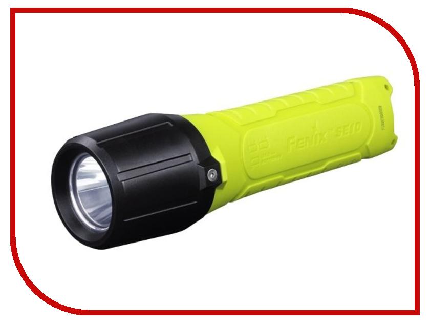 Фонарь Fenix SE10 Cree XP-E2 (R3) налобный фонарь fenix hp30r cree xm l2 xp g2 r5 черный