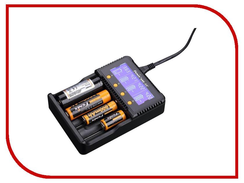 Зарядное устройство Fenix ARE-C2+ fenix hl23 gold