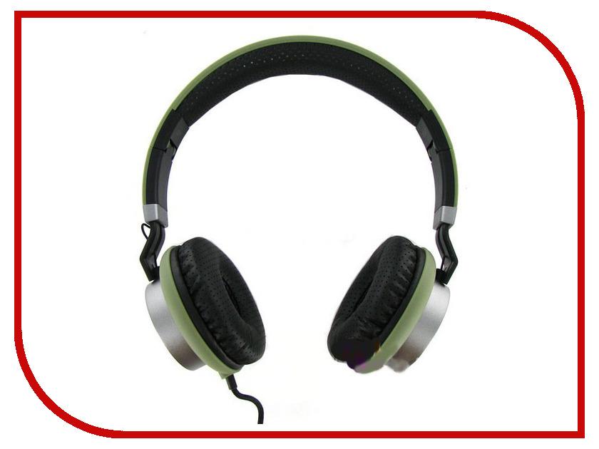 Гарнитура Gorsun GS-789 Green 08778 green top gs 0161k 18ca