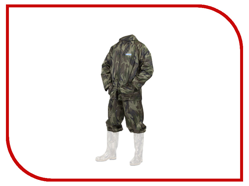 Костюм Water Proofline Hunter р.48-50/182-188 Camouflage привязь camp camp golden chest alu черный