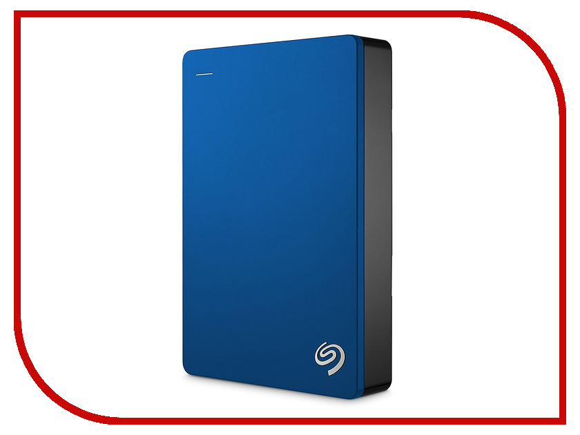 Жесткий диск Seagate Backup Plus 5Tb Blue STDR5000202 жесткий диск 5tb seagate enterprise capacity 3 5 hdd st5000nm0024