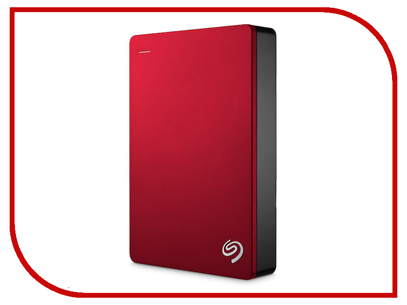 Жесткий диск Seagate Backup Plus 5Tb Red STDR5000203 жесткий диск 5tb seagate enterprise capacity 3 5 hdd st5000nm0024