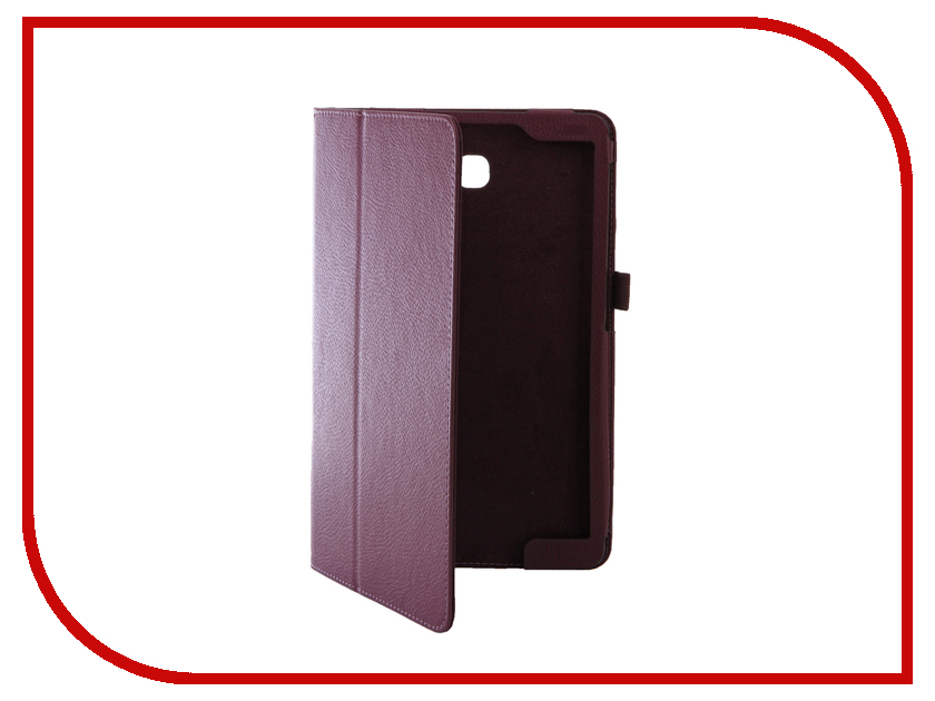 Аксессуар Чехол для Samsung Galaxy Tab A 10.1 SM-T580 Palmexx Smartslim Purple PX/STC SAM TabA T580 Purp slim magnetic stand smart pu leather cover case for samsung galaxy tab a 10 1 2016 t585 t580 sm t580 t580n tablet cases film pen