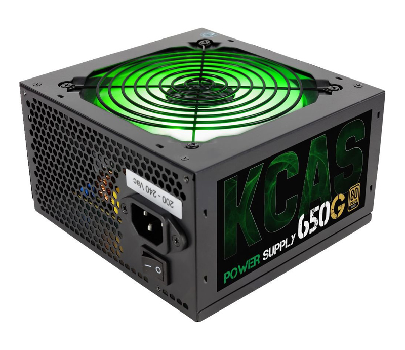 Блок питания AeroCool KCAS-650G 650W