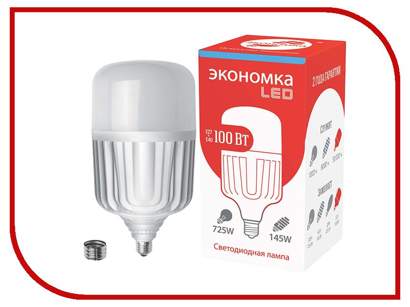 Лампочка Экономка 100W E40 6500K 8300Lm Eco100wHWLEDE4065 лобзик союз лбс 4065