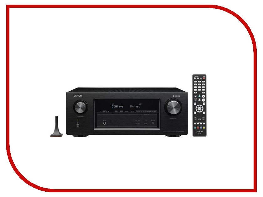 Ресивер Denon AVR-X2400H new york