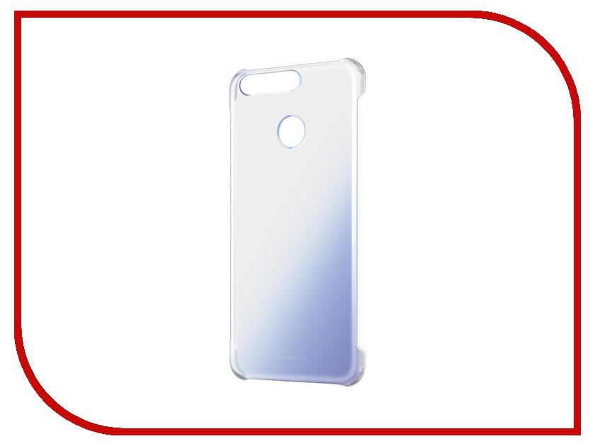 Аксессуар Чехол Huawei Honor 8 Pro PC Case Transparent 51991949 huawei чехол для y6 pro honor 4c pro transparent