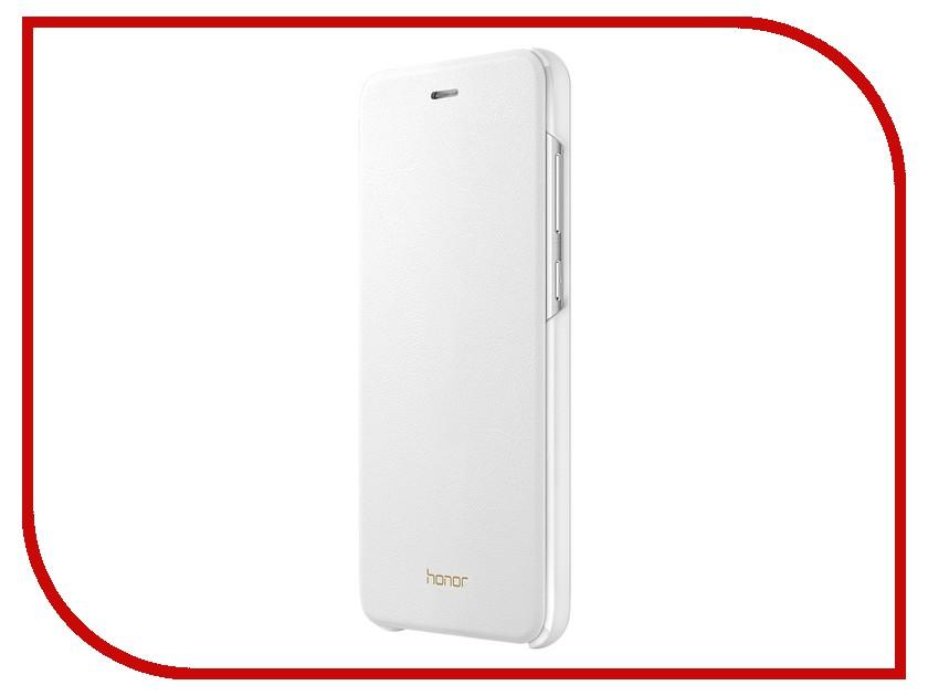 Аксессуар Чехол Huawei Honor 8 Lite Case Cover White сотовый телефон huawei honor 8 pro black