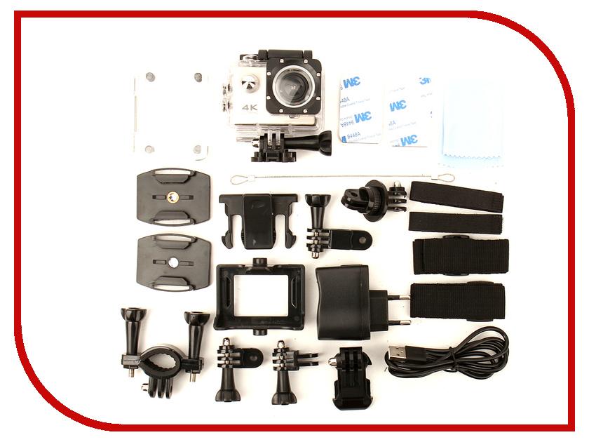 Экшн-камера Palmexx 4K Wi-Fi Action Camera UltraHD Silver PX/CAM-4K SLV