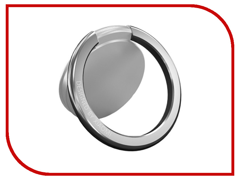 Аксессуар Xiaomi Ring Type Silver аксессуар ring star dream master area black 109954
