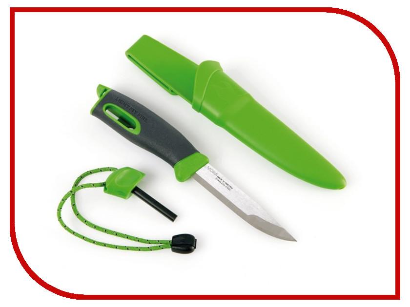 Light My Fire Swedish FireKnife Mora Green 12113310 jennings patrick my homework ate my homework