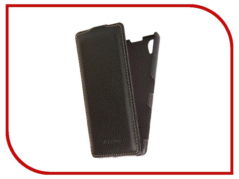 Аксессуар Чехол Sony Xperia X Dual Melkco Premium Leather Case Jacka Type Black аксессуар чехол sony xperia x armor black 9207