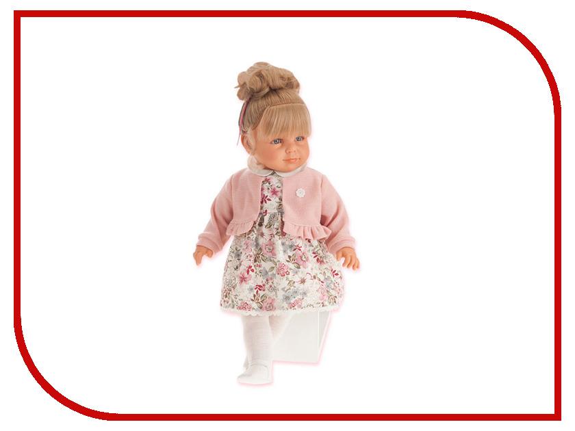 Кукла Antonio Juan Нина Pink 1820P кукла antonio juan кукла вита pink 7030p