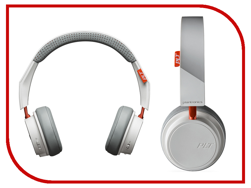 Гарнитура Plantronics BackBeat 500 White
