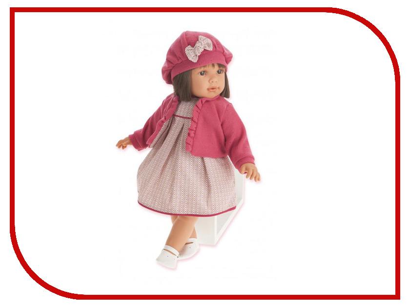 Кукла Antonio Juan Аделина Red 1824R juan antonio кукла аделина в розовом juan antonio 55см