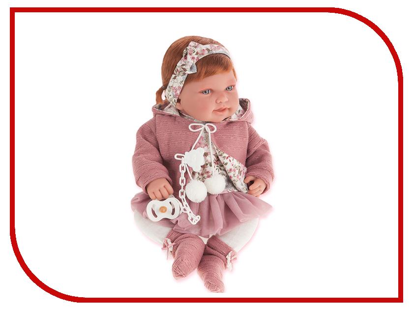 Кукла Antonio Juan Кукла Саманта Pink 3370P кукла antonio juan кукла ланита pink 1110p