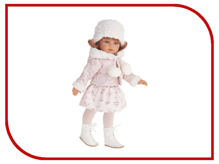 Кукла Antonio Juan Кукла Эльвира зимний образ, рыжая 2586W кукла antonio juan кукла ланита pink 1110p