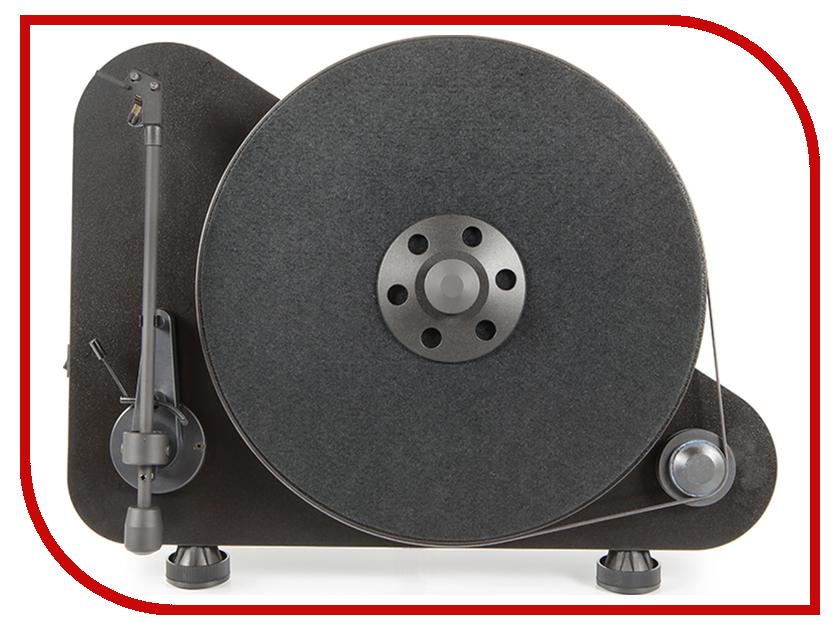 Проигрыватель виниловых дисков Pro-Ject VT-E R Black