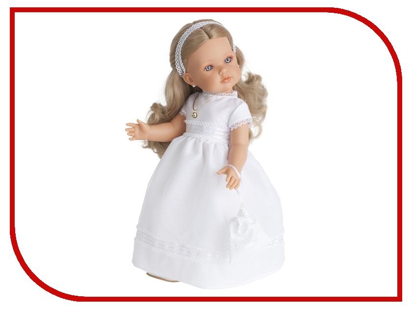 Кукла Antonio Juan Белла Первое причастие, блондинка 2801Bl кукла antonio juan белла pink 1669p