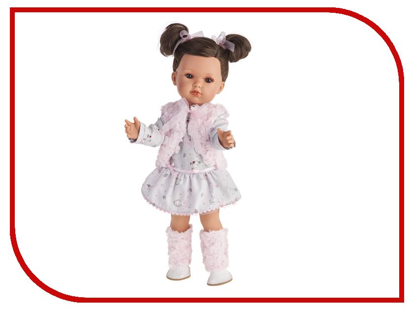 Кукла Antonio Juan Кукла Белла Pink 2807P кукла antonio juan кукла ланита pink 1110p