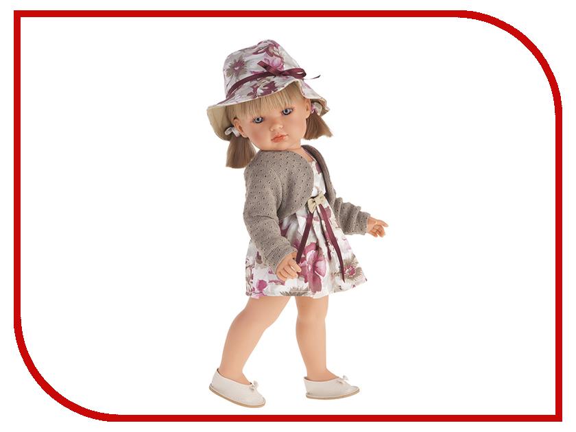 Кукла Antonio Juan Кукла Белла в шляпке, блондинка 2808P