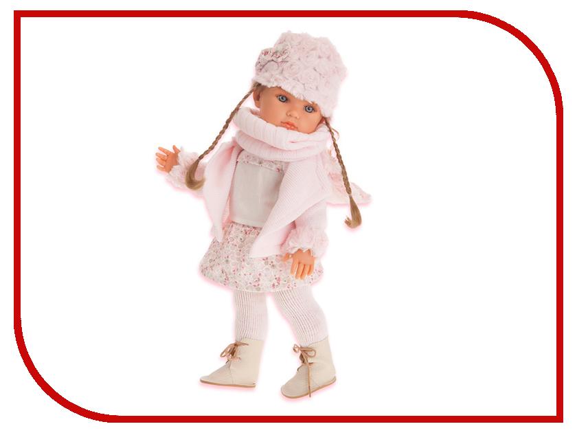 Кукла Antonio Juan Белла с шарфиком 2811P кукла antonio juan белла pink 1669p