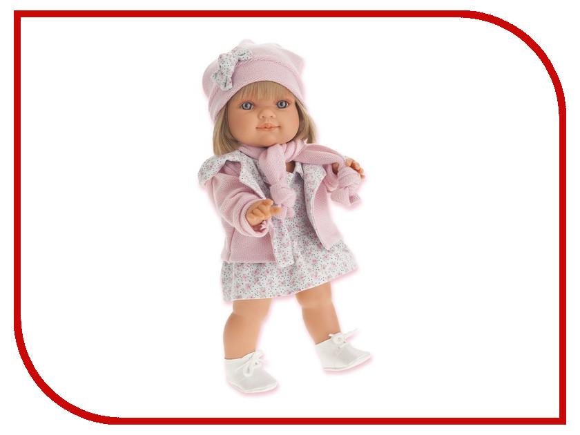 Кукла Antonio Juan Кукла Эмма 2262P кукла antonio juan кукла рамон blue 3360b