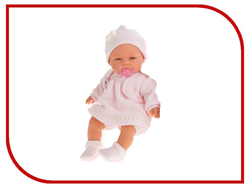 Кукла Antonio Juan Кукла Соня Pink 1443P кукла antonio juan кукла рамон blue 3360b