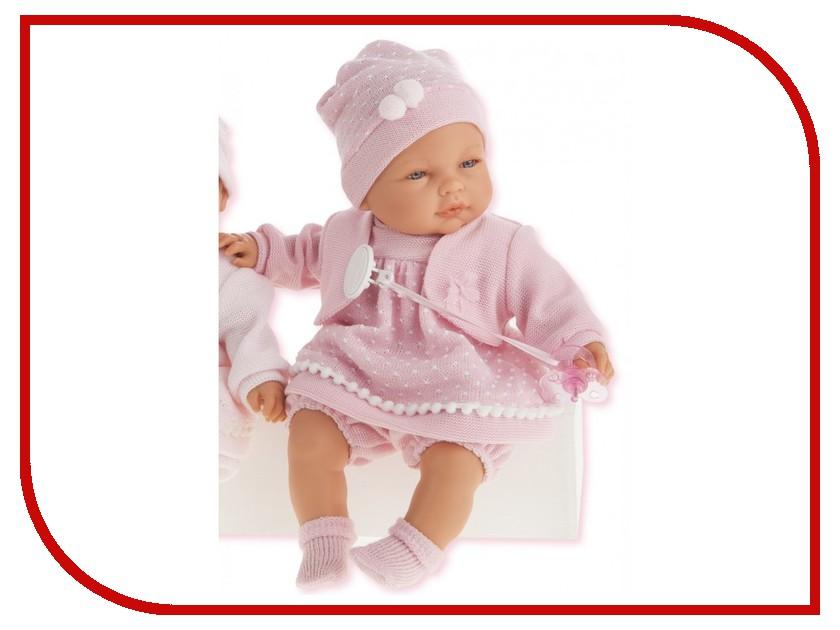 Кукла Antonio Juan Соня Pink 1443V кукла antonio juan кукла вита pink 7030p