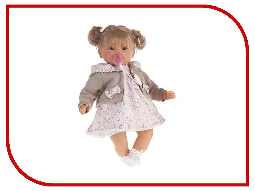 Кукла Antonio Juan Кукла Каталина Beige 1668W кукла antonio juan кукла ланита pink 1110p