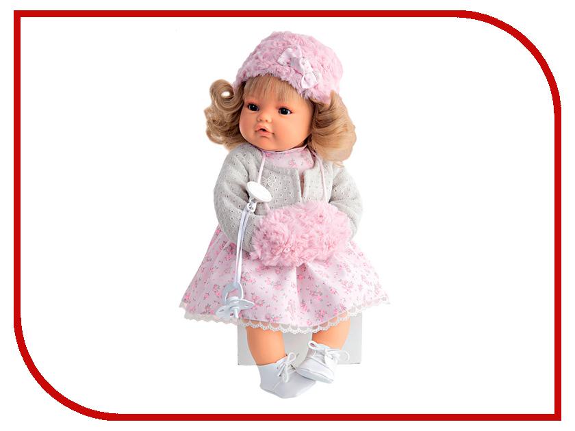 Кукла Antonio Juan Кукла Белла White 1669W кукла antonio juan кукла ланита pink 1110p