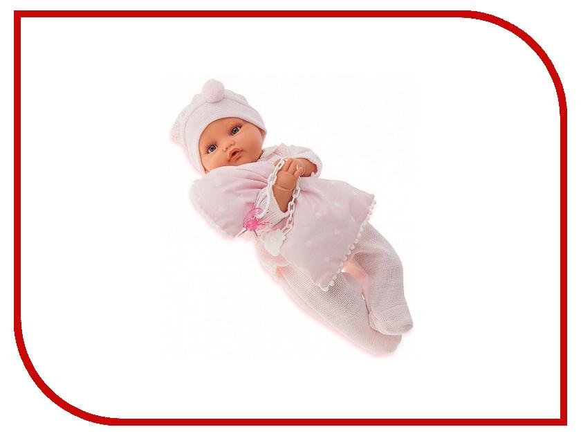 Кукла Antonio Juan Кукла Марита Pink 1670P кукла antonio juan кукла ланита pink 1110p