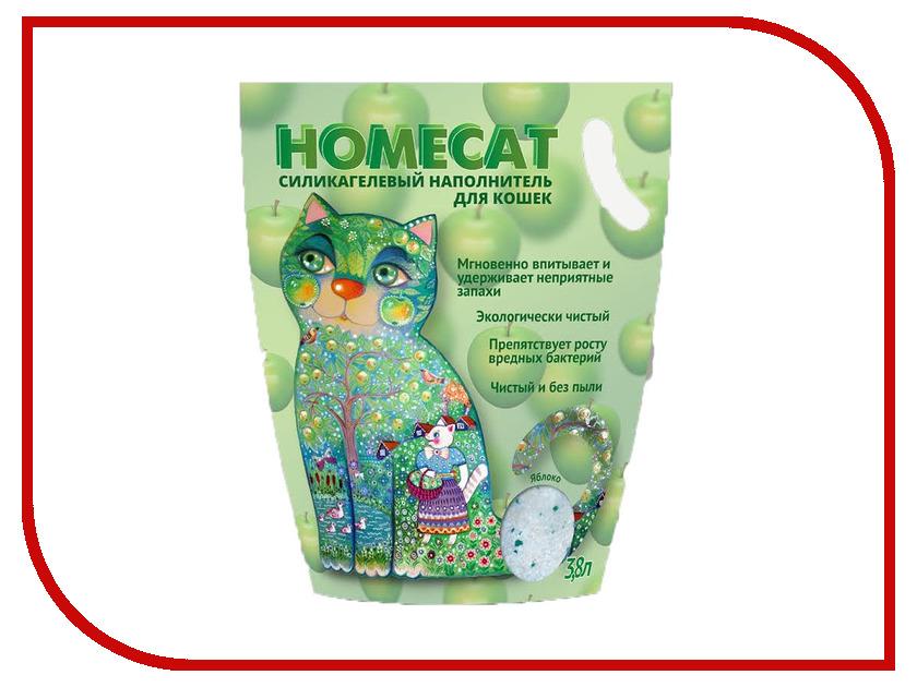 Наполнитель Homecat Яблоко 1.8kg 66344