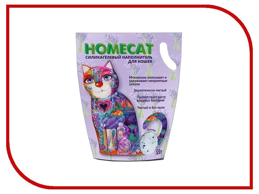 Наполнитель Homecat Лаванда 1.8kg 66345