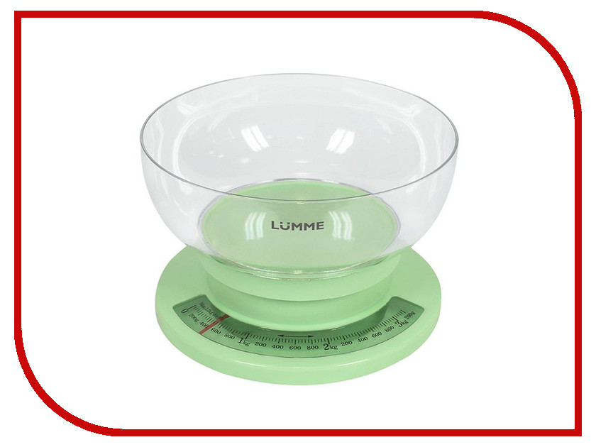 Весы Lumme LU-1303 Green
