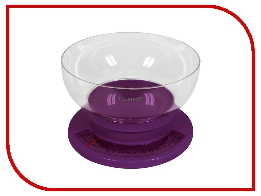 Весы Lumme LU-1303 Purple