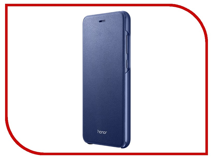 Аксессуар Чехол Huawei Honor 8 Lite Case Cover Blue сотовый телефон huawei honor 8 lite blue