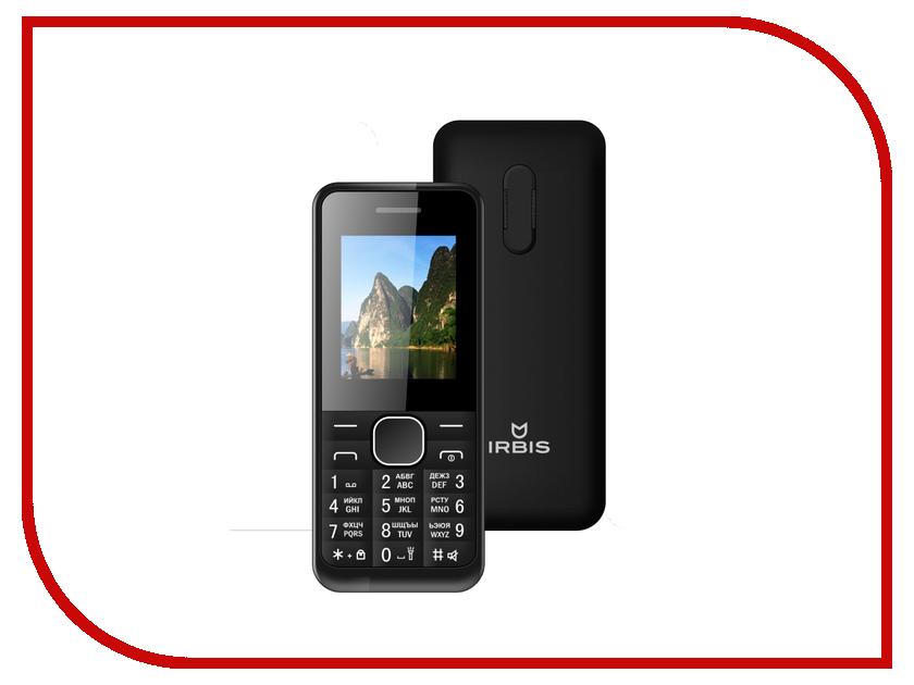 Сотовый телефон Irbis SF06 Black