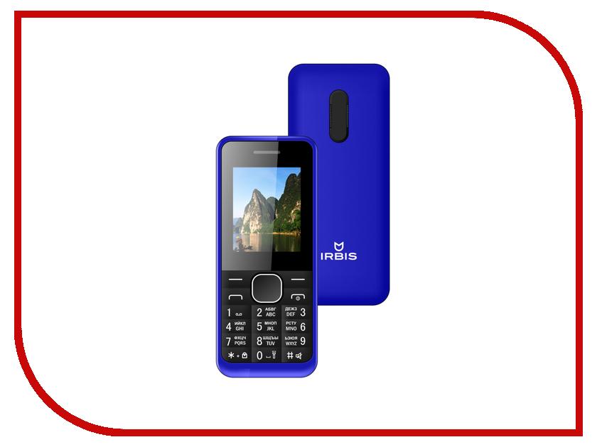 Сотовый телефон Irbis SF06 Blue irbis xr250r в волгограде