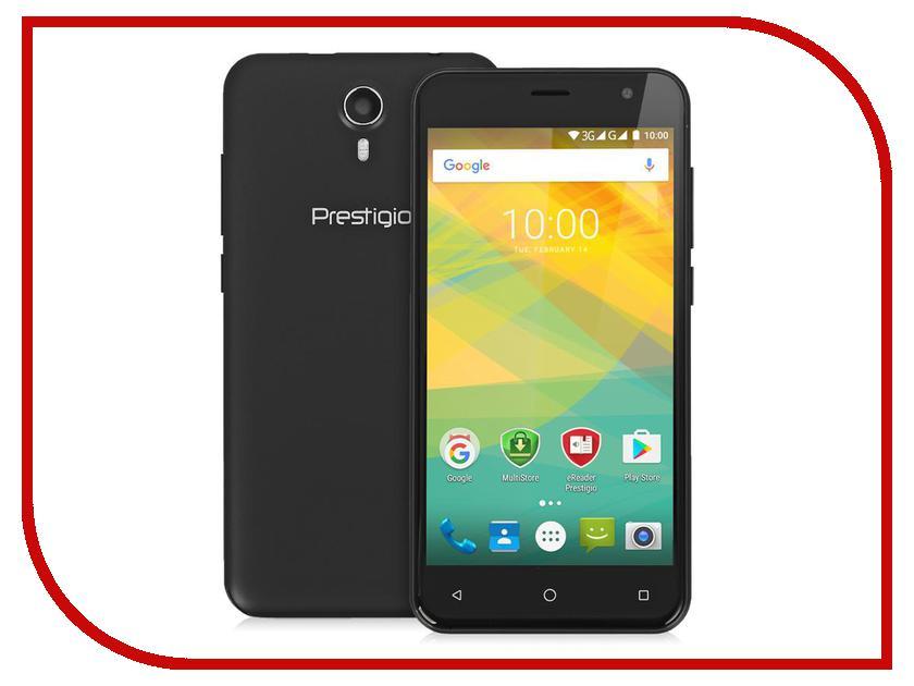 Сотовый телефон Prestigio Muze B3 Black PSP3512DUO prestigio muze b7